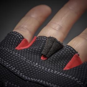 GripGrab X-Trainer Kurzfinger-Handschuhe Kinder rot/schwarz